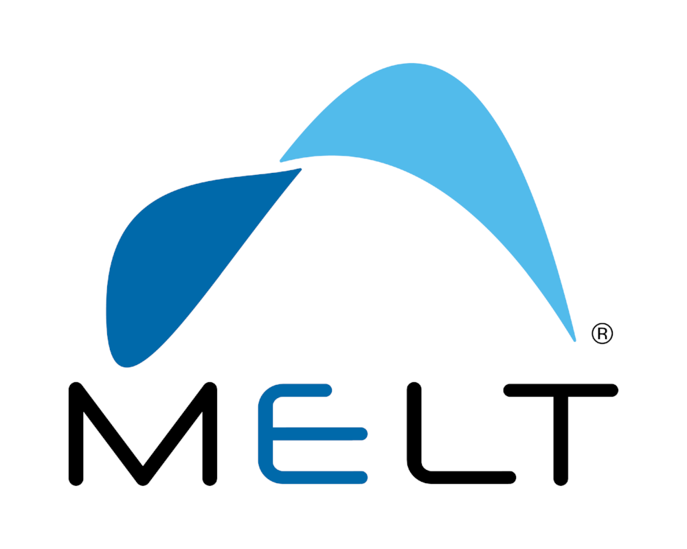- MELT MethodThe MELT Method® (MELT®) is a simple self-treatment designed to help you stay healthy, youthful, and active for a lifetime. Just 10 minutes of MELT three times a week is all you need to reduce the effects of accumulated tension and stress caused by daily living. This full-body method of self-care can be customized to your particular needs – from improving performance and decreasing the risk of repetitive stress injuries to eliminating chronic pain, regardless of what's causing your pain in the first place.