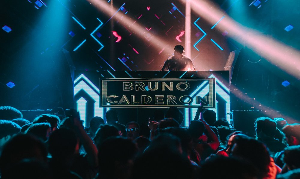 Bruno Calderon at Soundvibes 2016