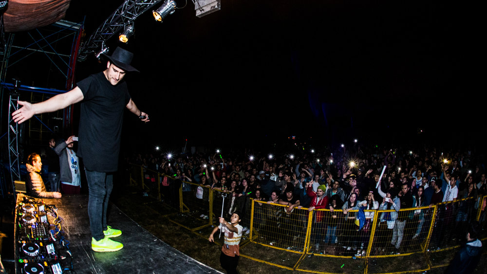 Bruno Calderon at Endless Festival 2017