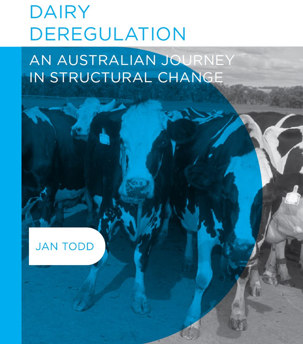 Dairy Deregulation book.JPG