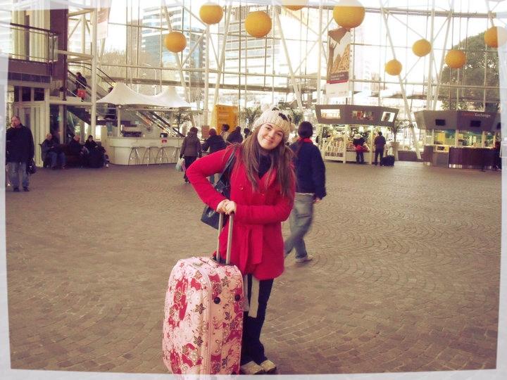 2010: Volviendo de BsAs con una valija más pesada que yo... #NuncaMás