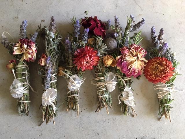 Floral Incense & Crystals - Dancing Blossom Studio.JPG