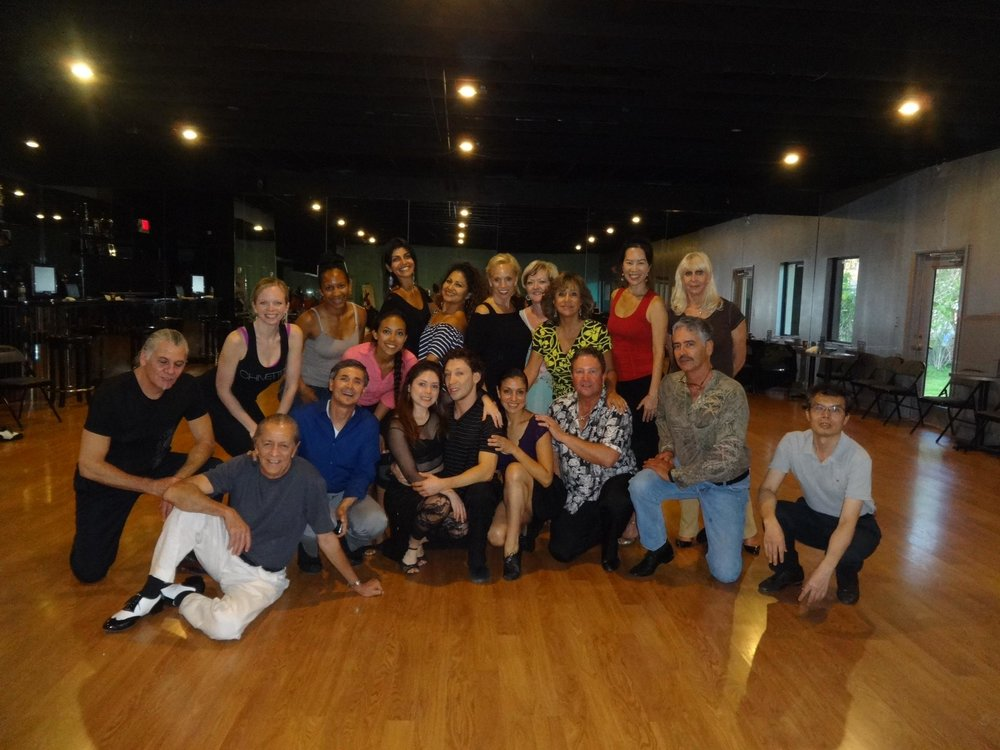 Florida Workshops @Vicky's Tango School