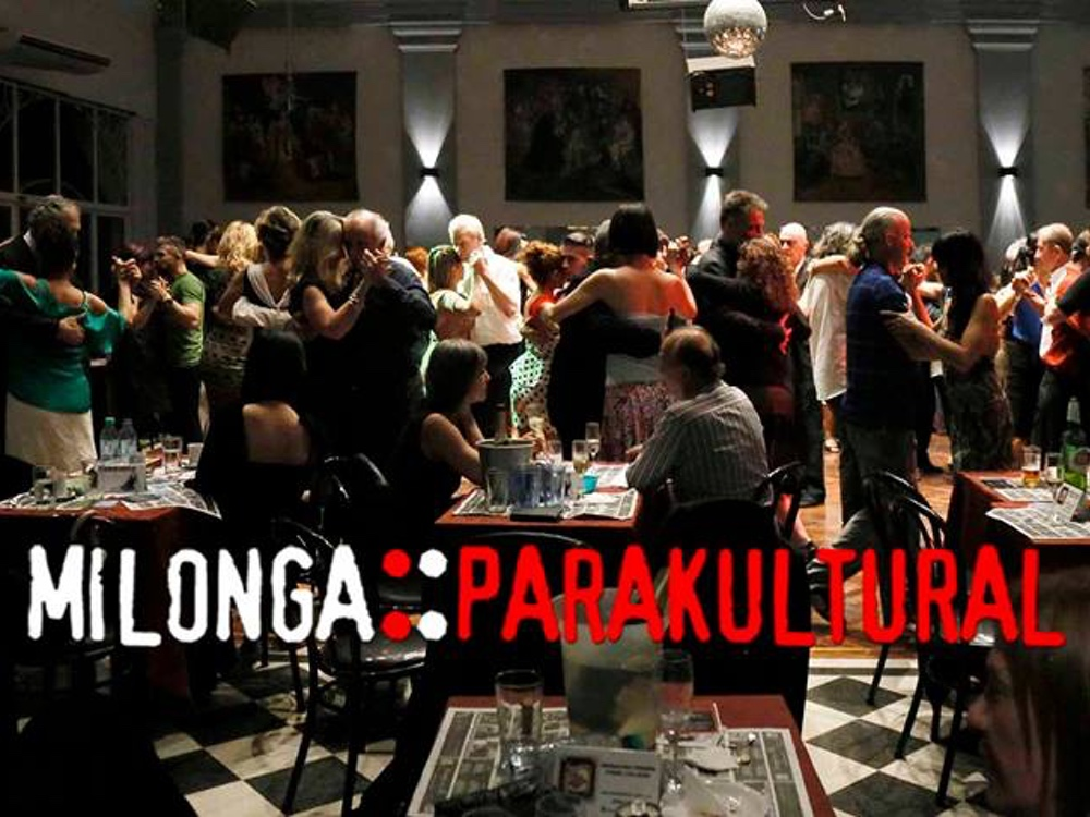 Milonga Parakultural -