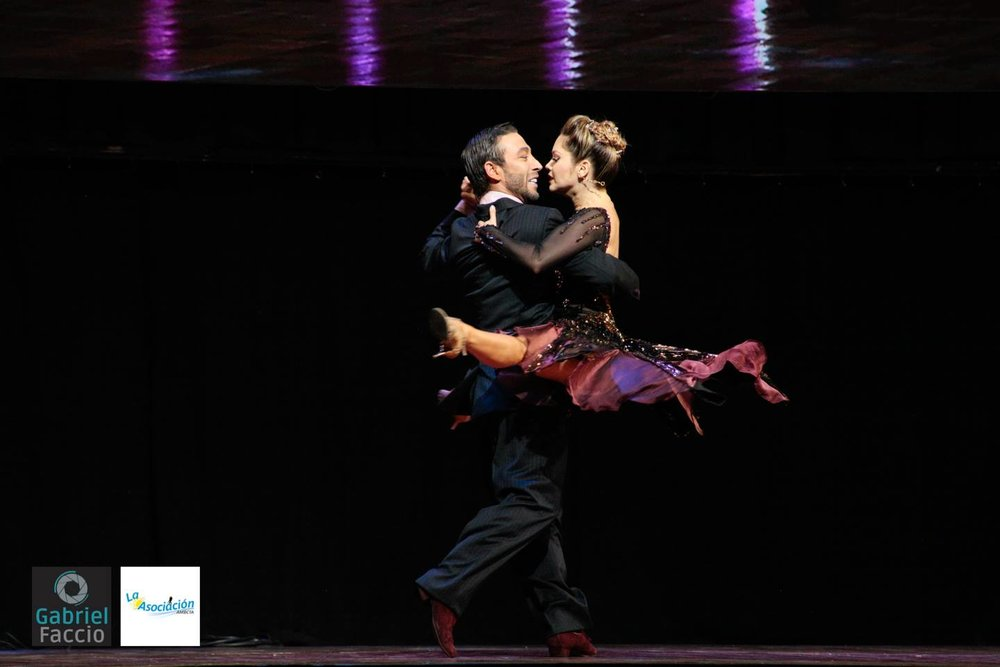 TANGO SHOW - Yaisuri and John Hernan can customize their tango repertoire to any kind of event, They offer a high-quality Tango Show suitable for audiences who enjoy from traditional to modern and theatrical performances.