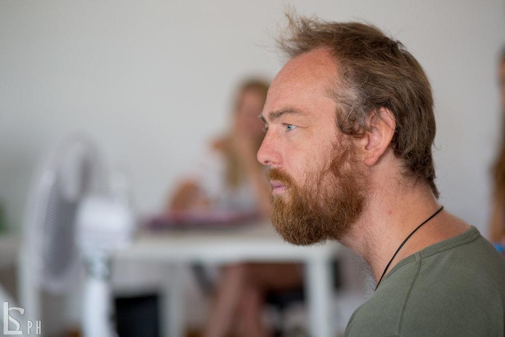 Fabian Sloot Coordinator -