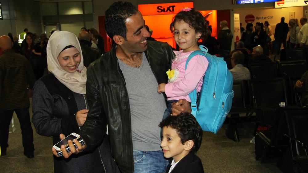 Family Reunification success -