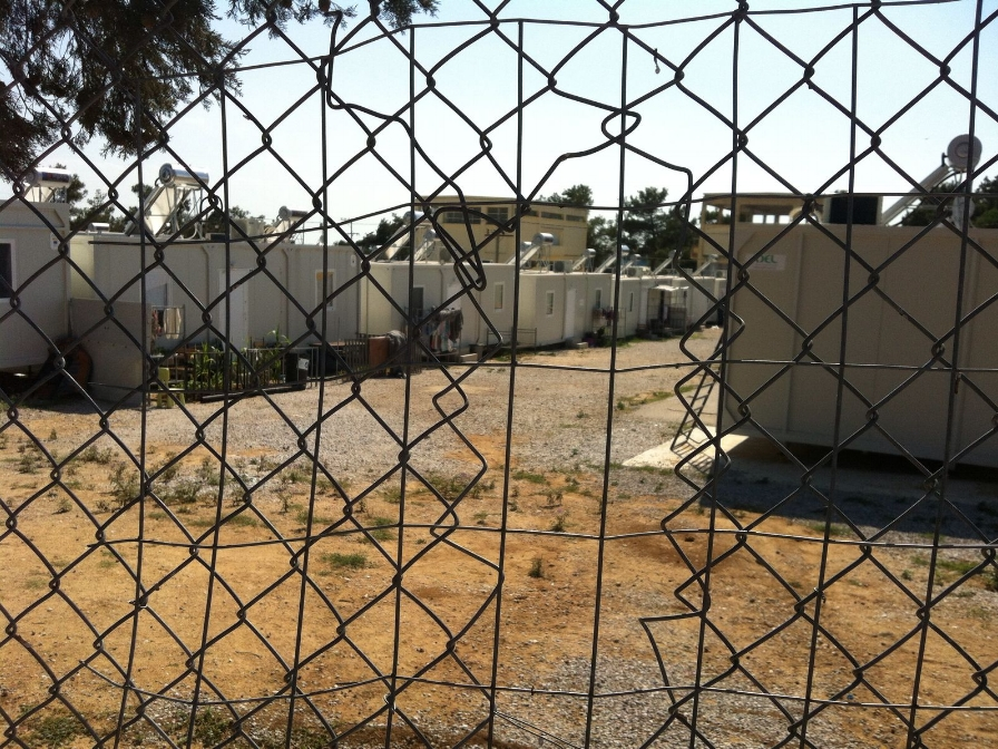 Declining legal support for asylum seekers and refugees in Northern Greece -