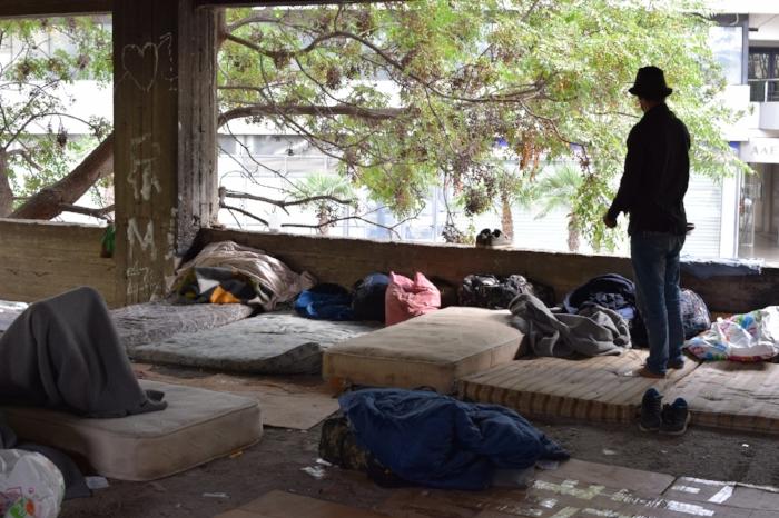 Situation of homeless asylum seekers worsens as winter approaches -