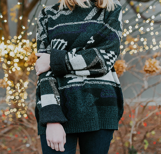 festive fashion, christmas jumper