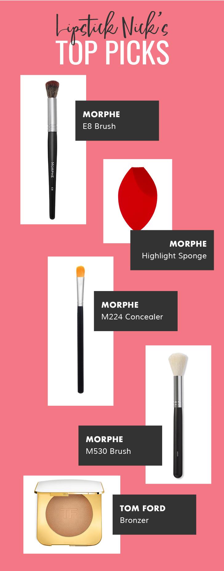 lipstick nick masterclass