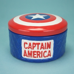 Captain America Box ($25)