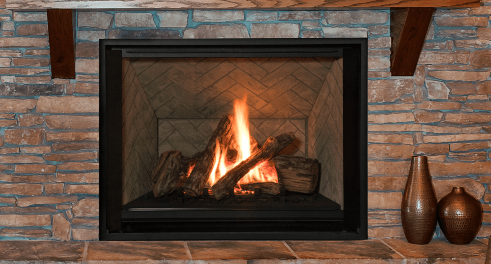 H6 Series Zero Clearance Fireplaces - Structured as a large format fireplace, the H6 is inspired by features that are proven in the field.