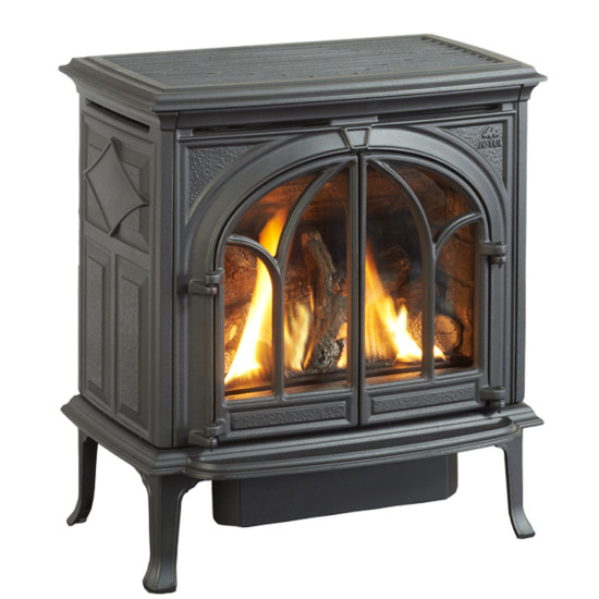 GF 200 DV Lillehammer Gas Stove - The Lillehammer is one of Jøtul's best selling small freestanding gas stoves