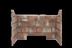 Reversible Brick Liner -