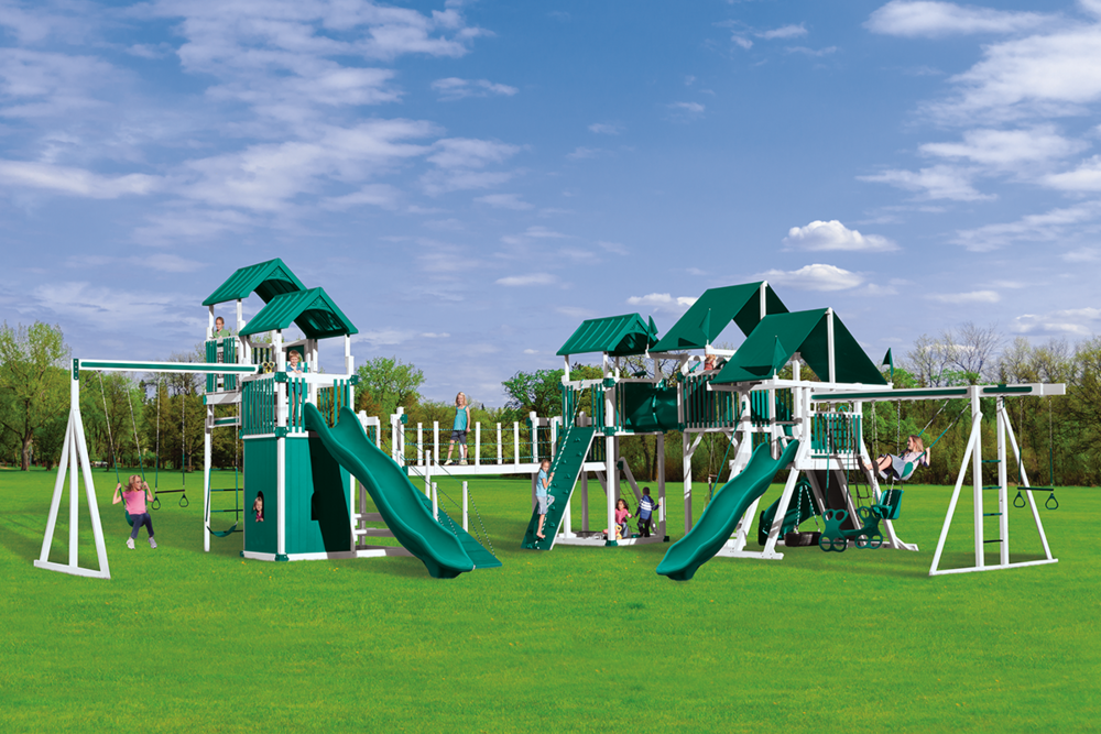 KRC Extreme Playset - Price: $25,458 Free Installation!