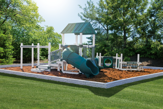 Discovery Island - Price: $9,244 FREE Installation!