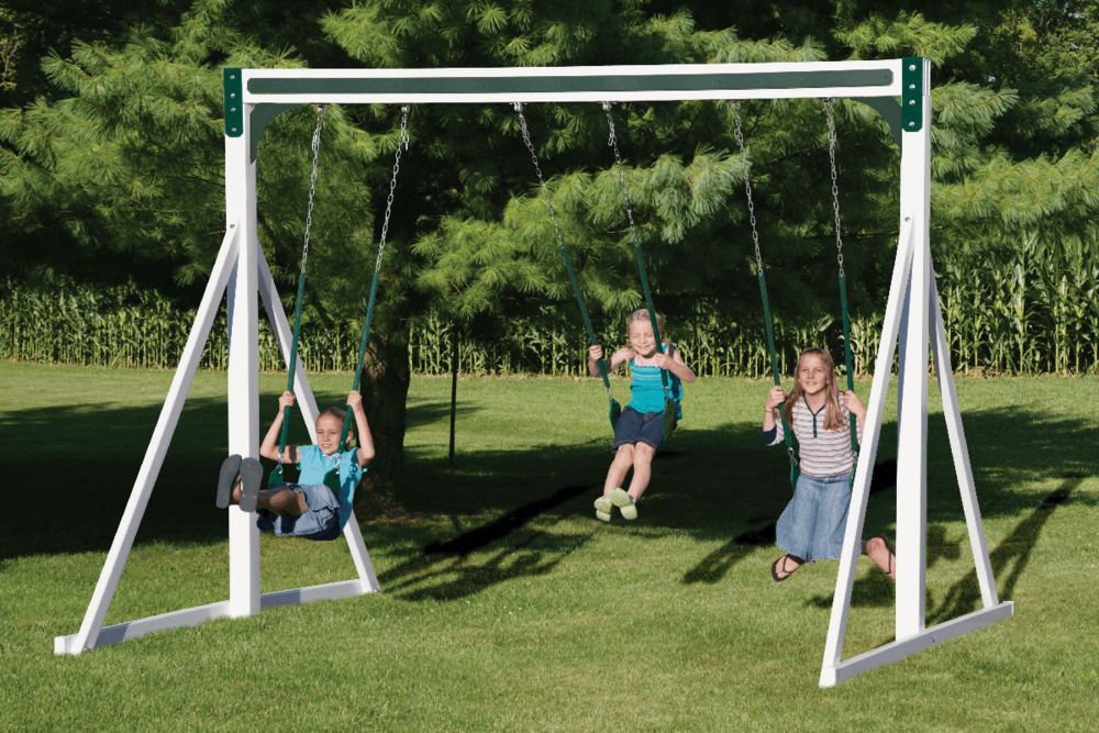 Free Standing Swing Set - Price: $943