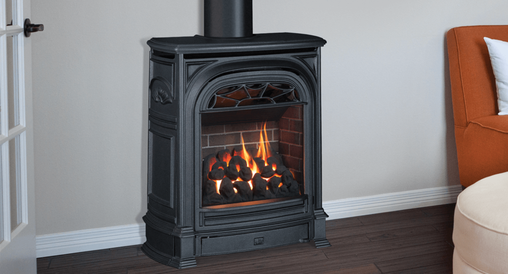 Portrait President Freestanding Gas Stove - Inspired by classic design, the President is perfect for upgrading traditional spaces.