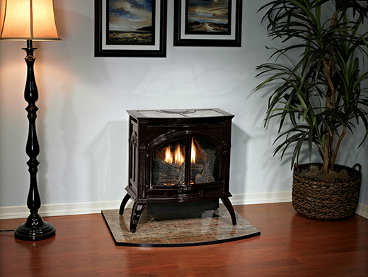 Empire Cast Iron Stoves - Empire Cast Iron Stoves provide hear during extended power outages.