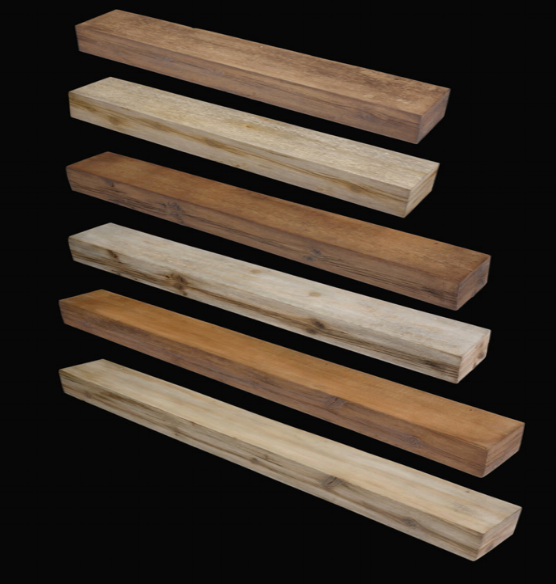 Natural Wood Series -