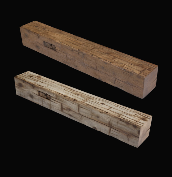 Small Mortise Beam Series -