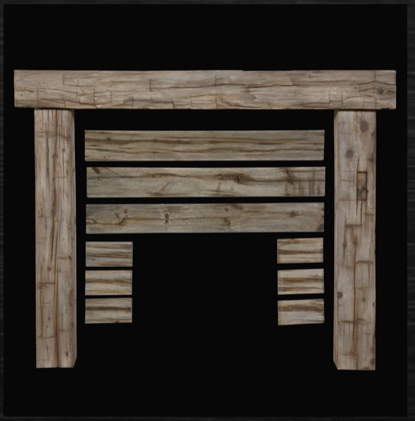 Post & Beam Surround Series -