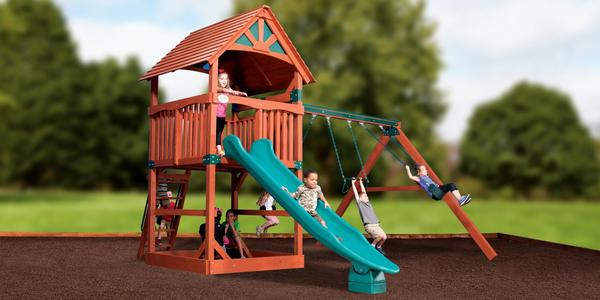 Adventure Treehouse Jumbo 1 -