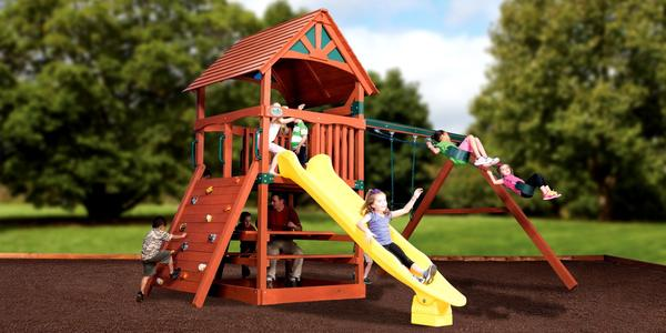 Adventure Treehouse Jumbo 2 -