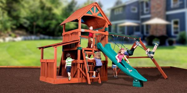Adventure Treehouse Jumbo 3 -