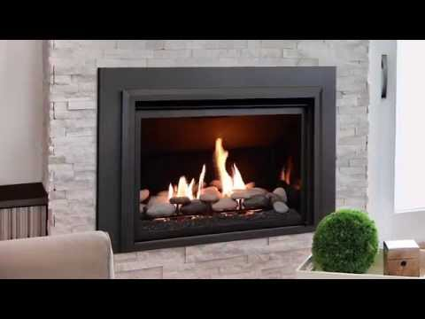 Kozy Heat Chaska 34 Gas Fireplace Insert American Eagle Fireplace
