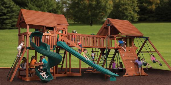 Treehouse Peak Combo Playset -