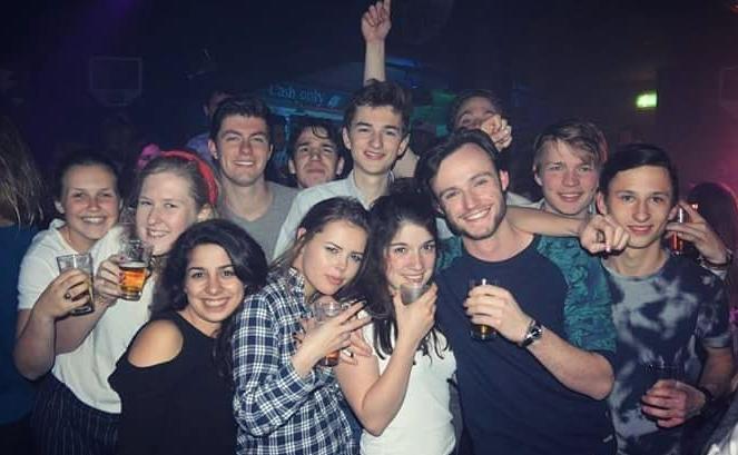 ESN Student Night
