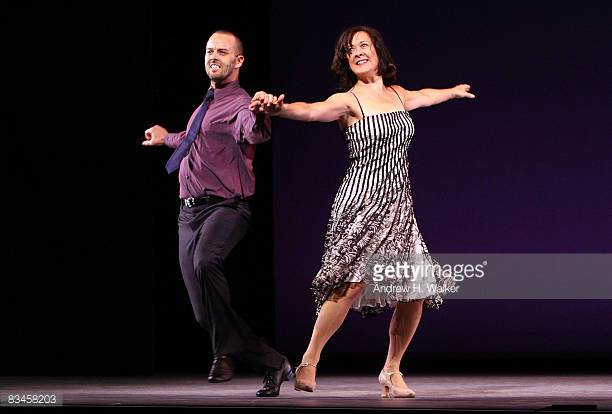 Noah Racey and Karen Ziemba.  On Broadway! A Glittering Salute To The American Musical. New York City Center.