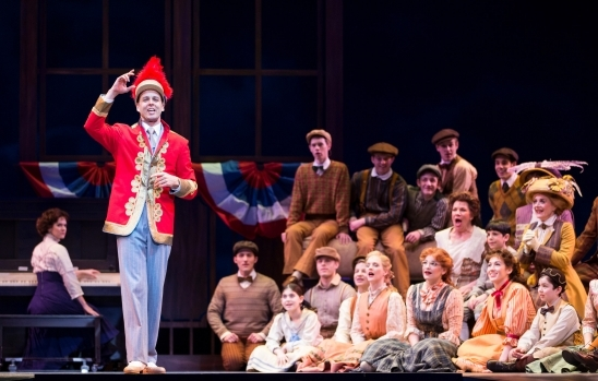 Noah Racey and Company,  The Music Man , 5th Avenue Theatre