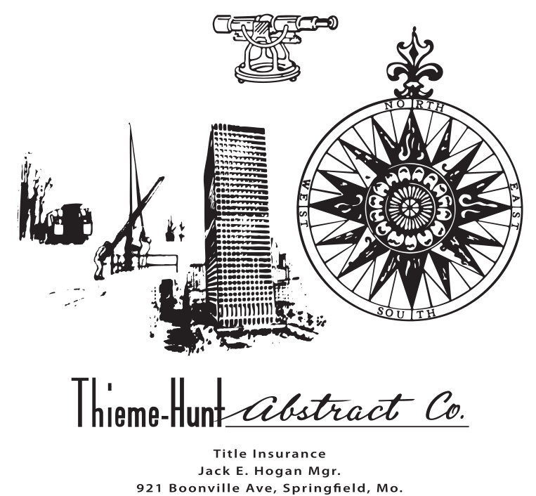 Thieme Hunt Abstract