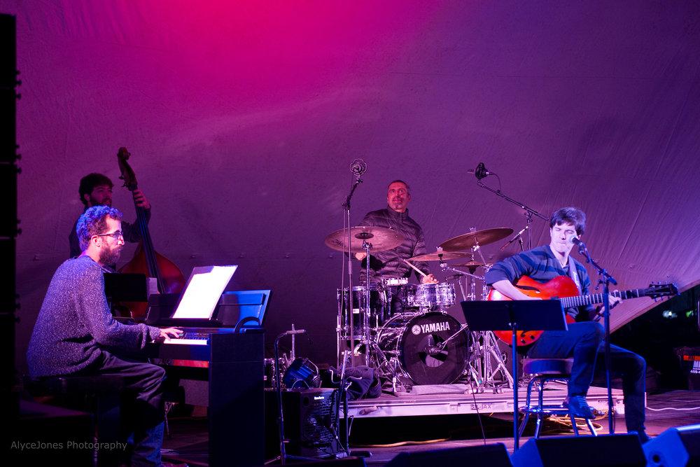 Chico Pinhiero Quartet, 2017
