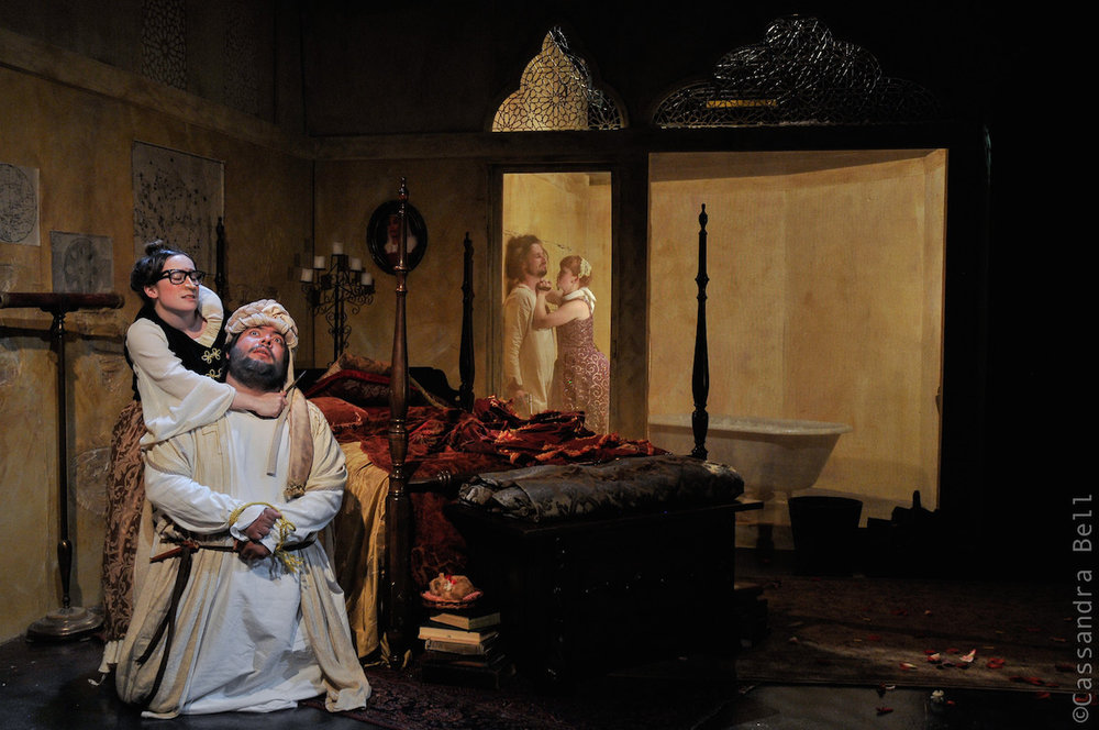 The Hunchback of Seville - World premiereA new playby Charise Castro SmithProduced byWashington Ensemble TheatreSeattle, WA