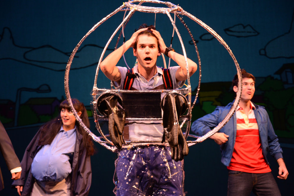 Bubble Boy - World premiereA new musicalby Cinco Paul and Ken DaurioProduced byAmerican Theater GroupHamilton StageRahway, NJ