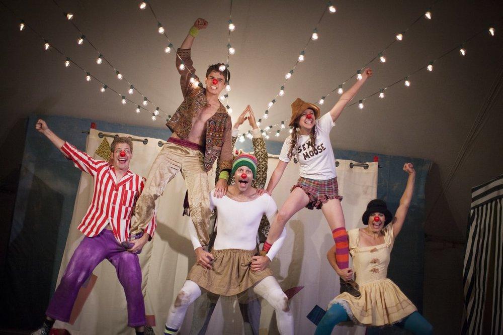 WAKE UP! - World premiereA new playby Sarah GancherPresented by Telluride TheatreTelluride, CO