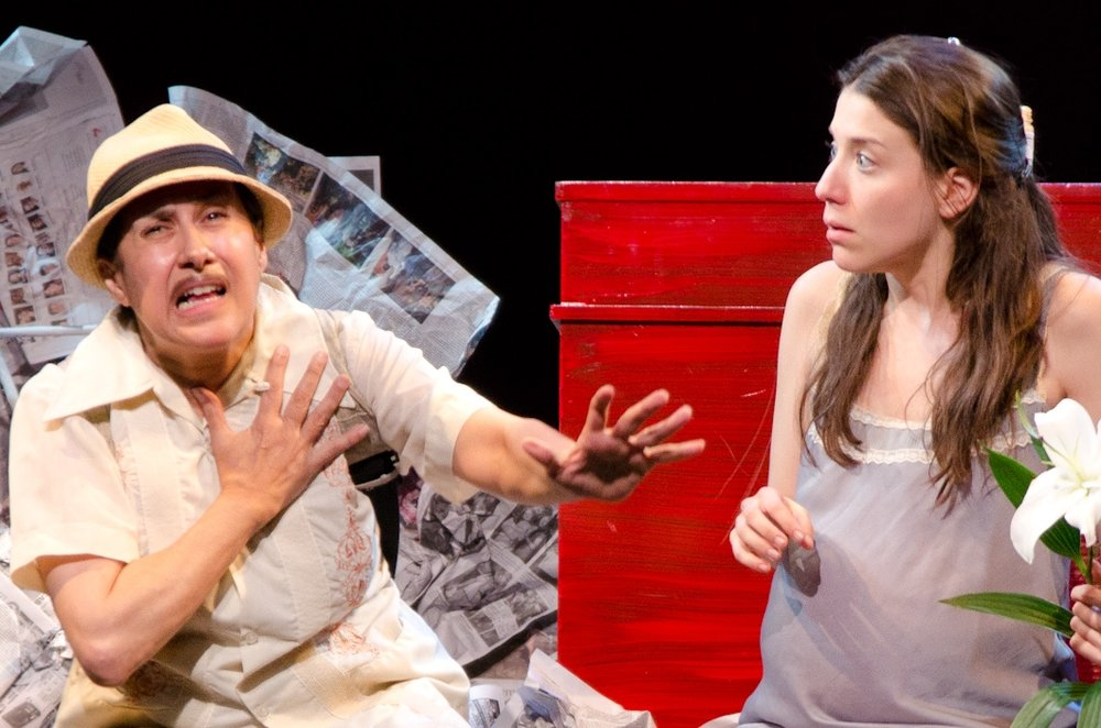 Estrella Cruz [The Junkyard Queen] - New York premiereA new playby Charise Castro SmithPresented in ANT FestArs Nova, NYC