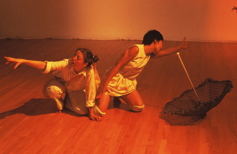 Atelier - World premiereA new piece of dance-theaterCompany createdPresented by Studio 42The University Settlement, NYC