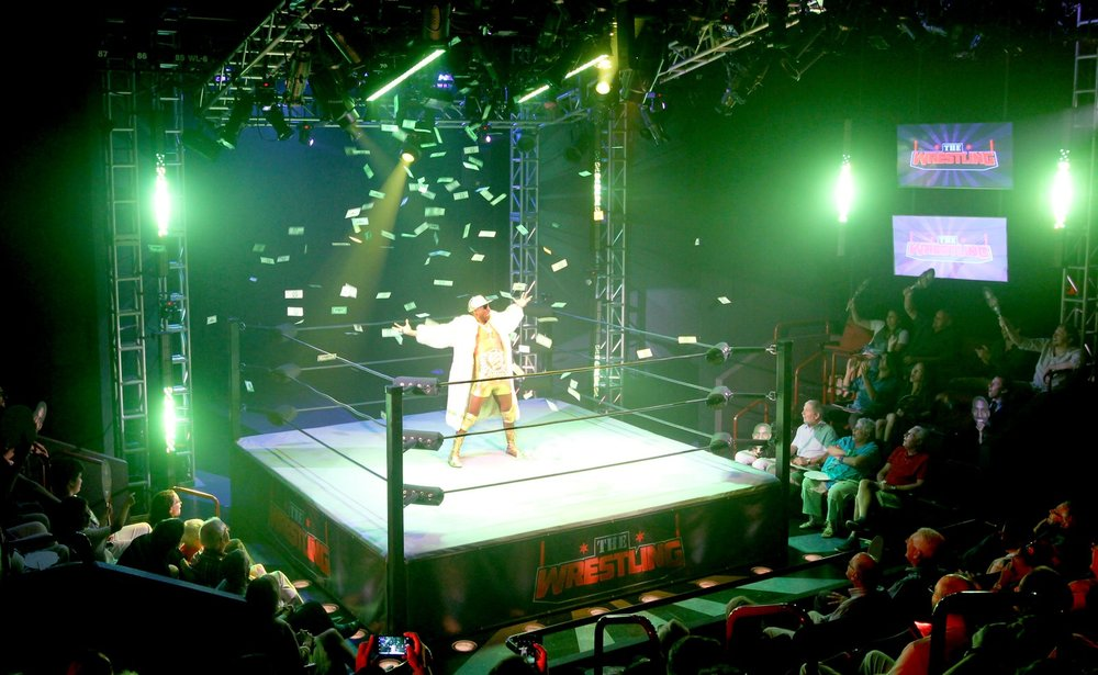 The Elaborate Entrance of Chad Deity - A new productionby Kristoffer DiazProduced by Asolo Sarasota, FL