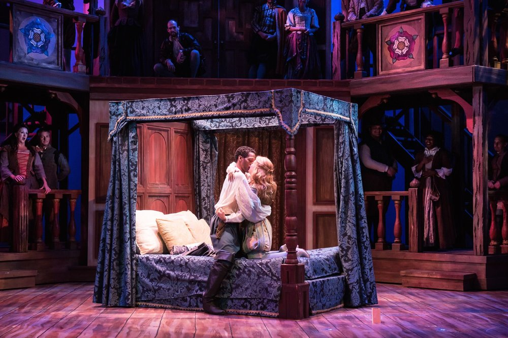 Shakespeare in Love - A new productionAdapted for the stage by Lee HallProduced by Virginia RepRichmond, VA