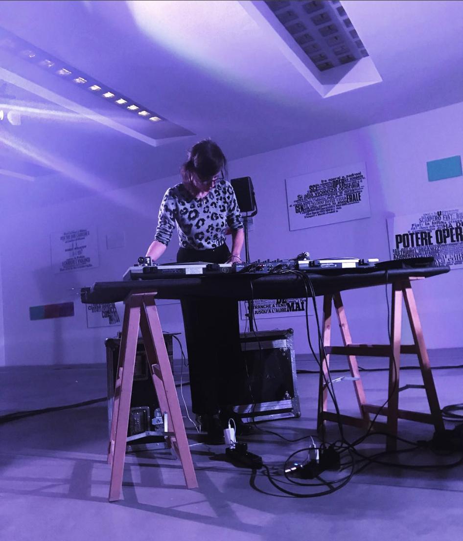 (c) Luisa Santacesaria of TRK Sound Club / Tempo Reale