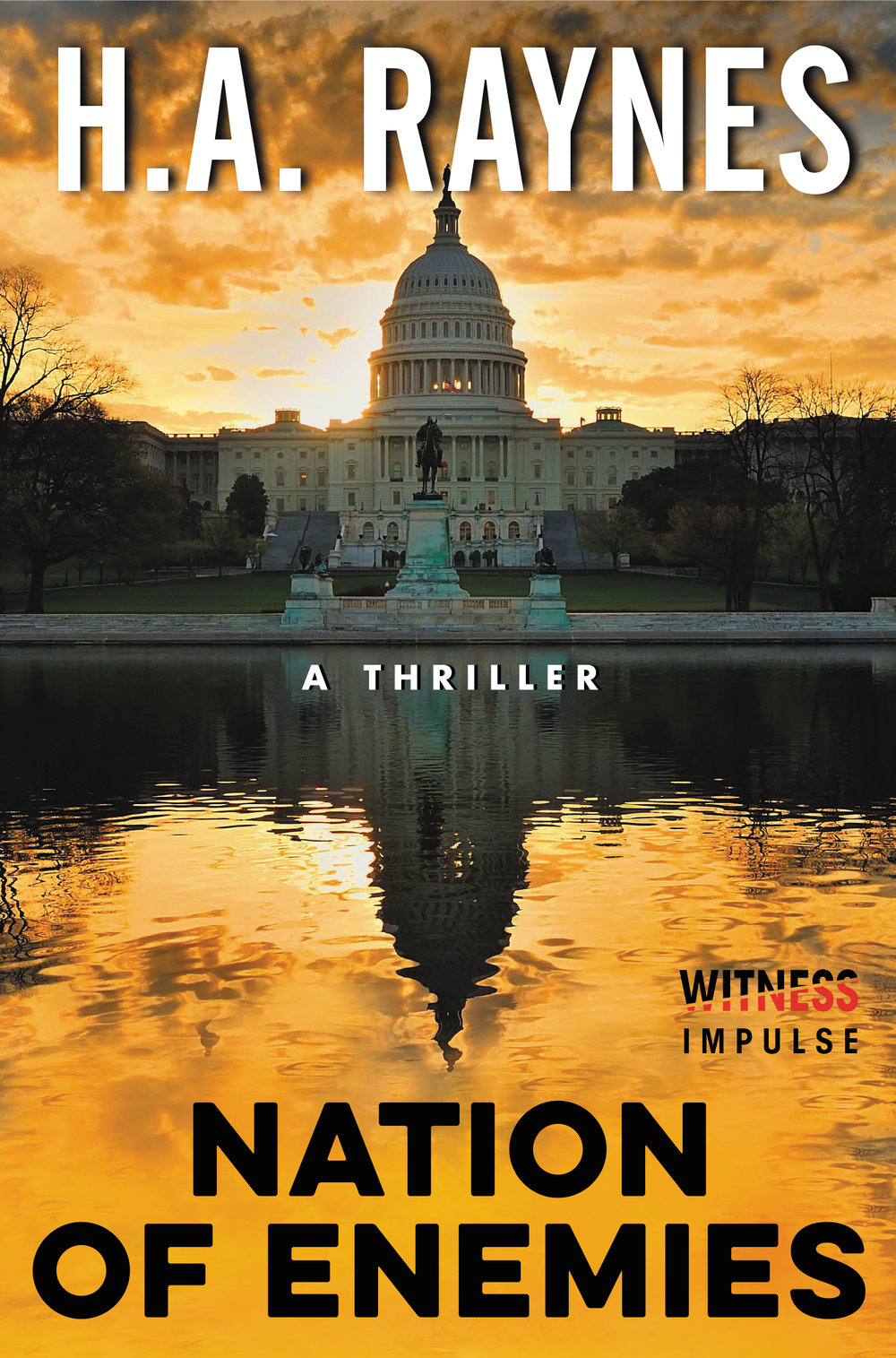 A chilling, suspenseful new thriller in the vein of Michael Crichton and James Rollins. -