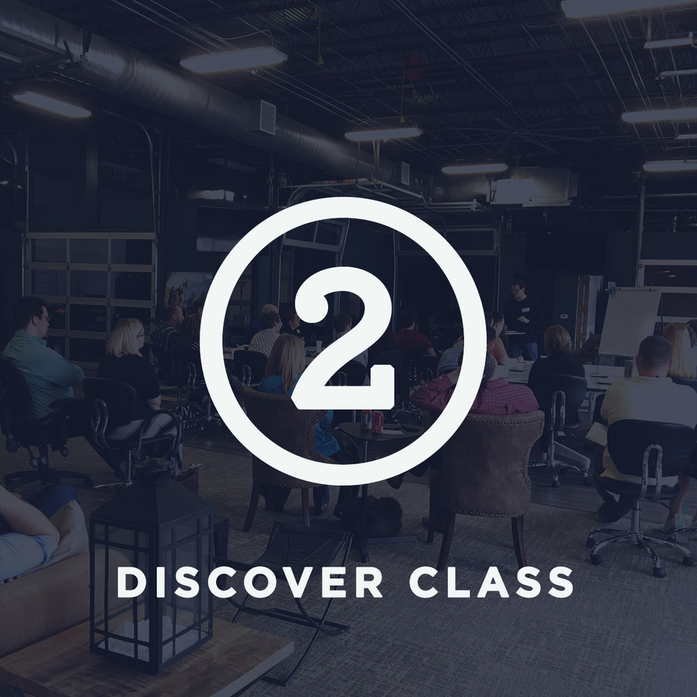 Step 2 Discover Class
