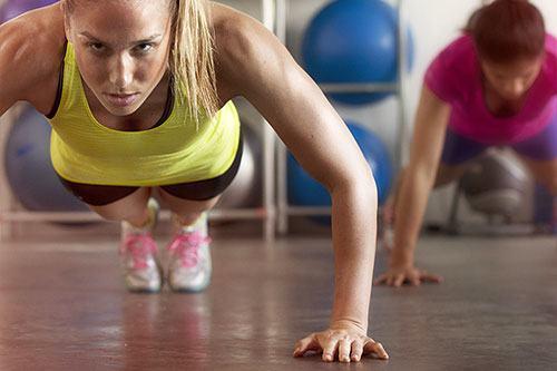 come si dovrebbero allenare le donne