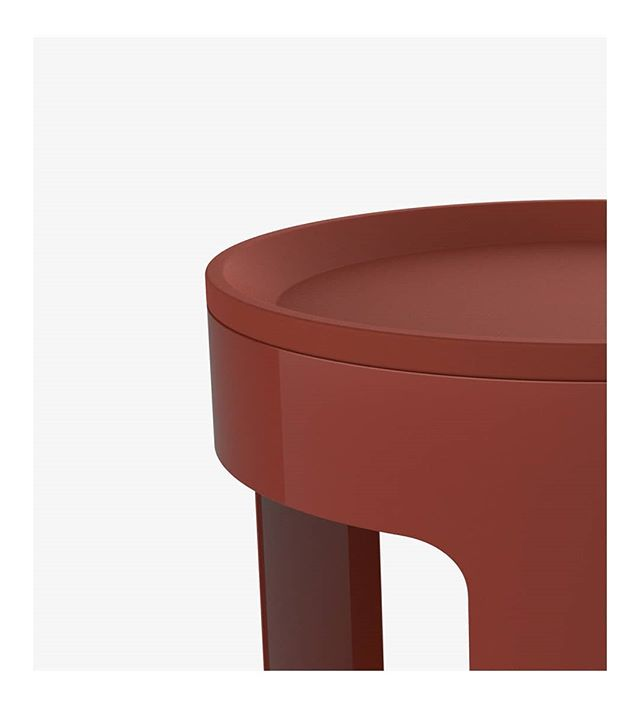 Terra Cotta table . #productdesign #furnituredesign #design #table #stool #industrialdesign