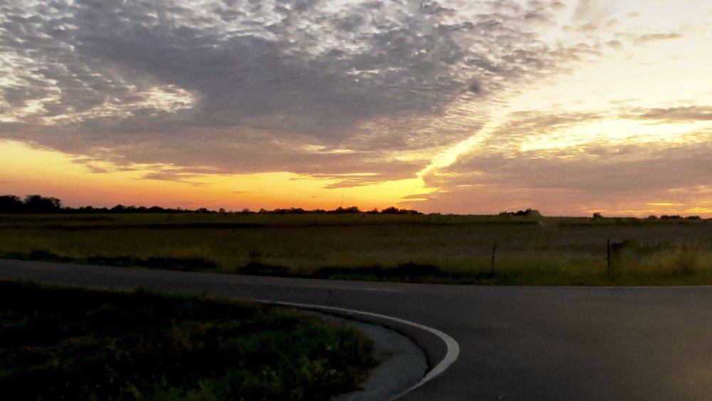 Photo by Teresa somewhere between Urbana and Piqua, Ohio.